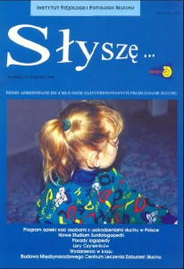 W numerze 3/5/1998 marzec