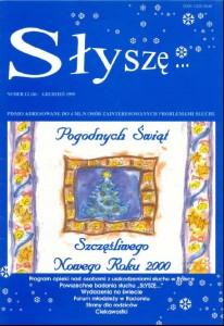 W numerze 12/26/1999 grudzień