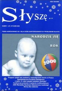 W numerze 1/27/2000 styczeń