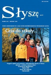 W numerze 9/35/2000 wrzesień