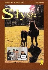 W numerze 10/48/2001 październik