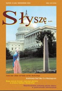W numerze 10/60/2002 październik