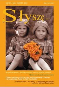 W numerze 4/66/2003 kwiecień