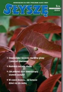 W numerze 5/79/2004 październik/wrzesień