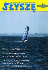 W numerze 4/102/2008 lipiec/sierpień