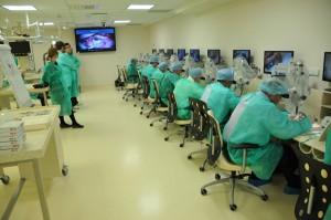 Nowa Pracownia Badań Klinicznych Głowy i Szyi w Światowym Centrum Słuchu.