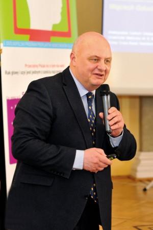 Rozmowa z prof. Wojciechem Golusińskim.