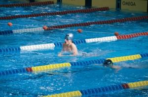 Bartek jest wielokrotnym rekordzistą Polski wśród pływaków niesłyszących w kategoriach wiekowych do 14 i 15-17 lat.