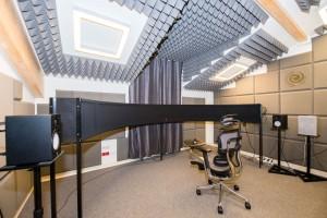 Nowa pracownia do badania kierunkowości słyszenia w Instytucie Fizjologii i Patologii Słuchu