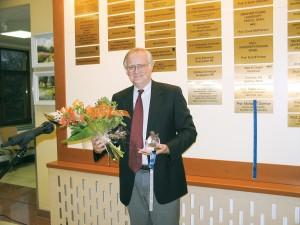 Prof. Blake Wilson z Duke University