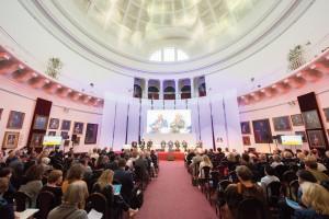 Międzynarodowy Kongres Zdrowego Starzenia odbył się w Galerii Porczyńskich w Warszawie.