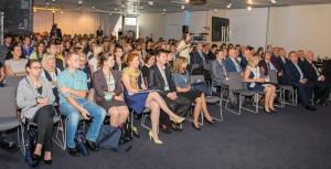 """W Ogólnopolskiej Konferencji """"Innowacje w otolaryngologii"""" wzięło udział ponad 400 specjalistów."""