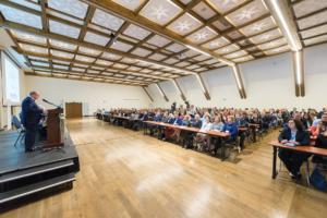 wykład prof. Henryka Skarżyńskiego na konferencji
